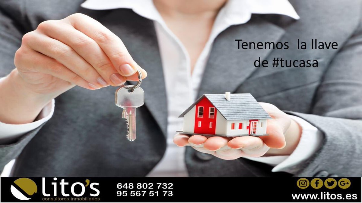 Tenemos la llave de #tucasa ¡¡¡Ven a vernos!!!  https://t.co/X0yDv9xUDk #diseño #casas #vivienda #home #inmobiliaria #alquiler #compra #venta #chalet #duplex #apartamentos #profesionalesinmobiliarios #viviendas #pisos #design #interiorismo #homestaging https://t.co/FjqlJf8R5H