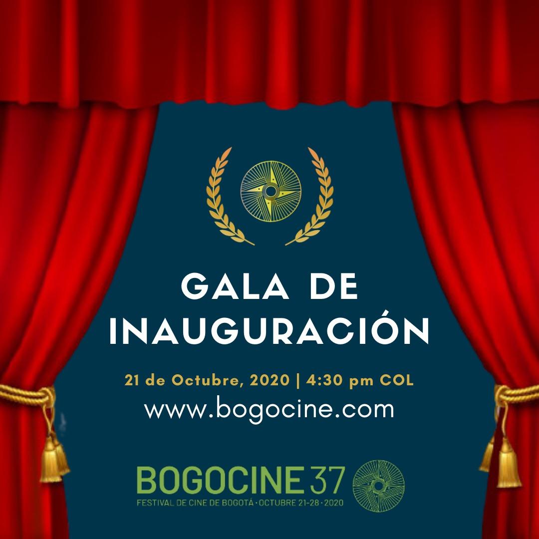 #BOGOCINE Hoy inicia el 37 Festival de Cine de Bogotá - @Bogocine, conéctate a partir de las 4:30 pm con la gala de inauguración.  En vivo por: https://t.co/B3vury4fkE https://t.co/GX29nlMSzz