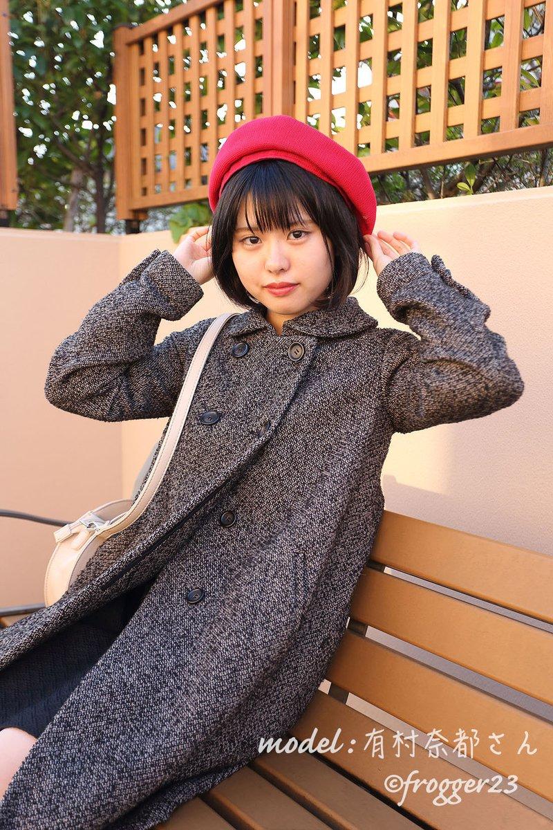 #ファインダー越しの私の世界 #ポートレート #photography #portrait #EOS6D  モデル:有村奈都さん@arimura72   街中ポトレ、撮影させて頂きました!モデルは有村奈都さん。かわいらしくて、でも大人な雰囲気もあって。とっても楽しかったです(*´∀`) https://t.co/pT51RDkVA4