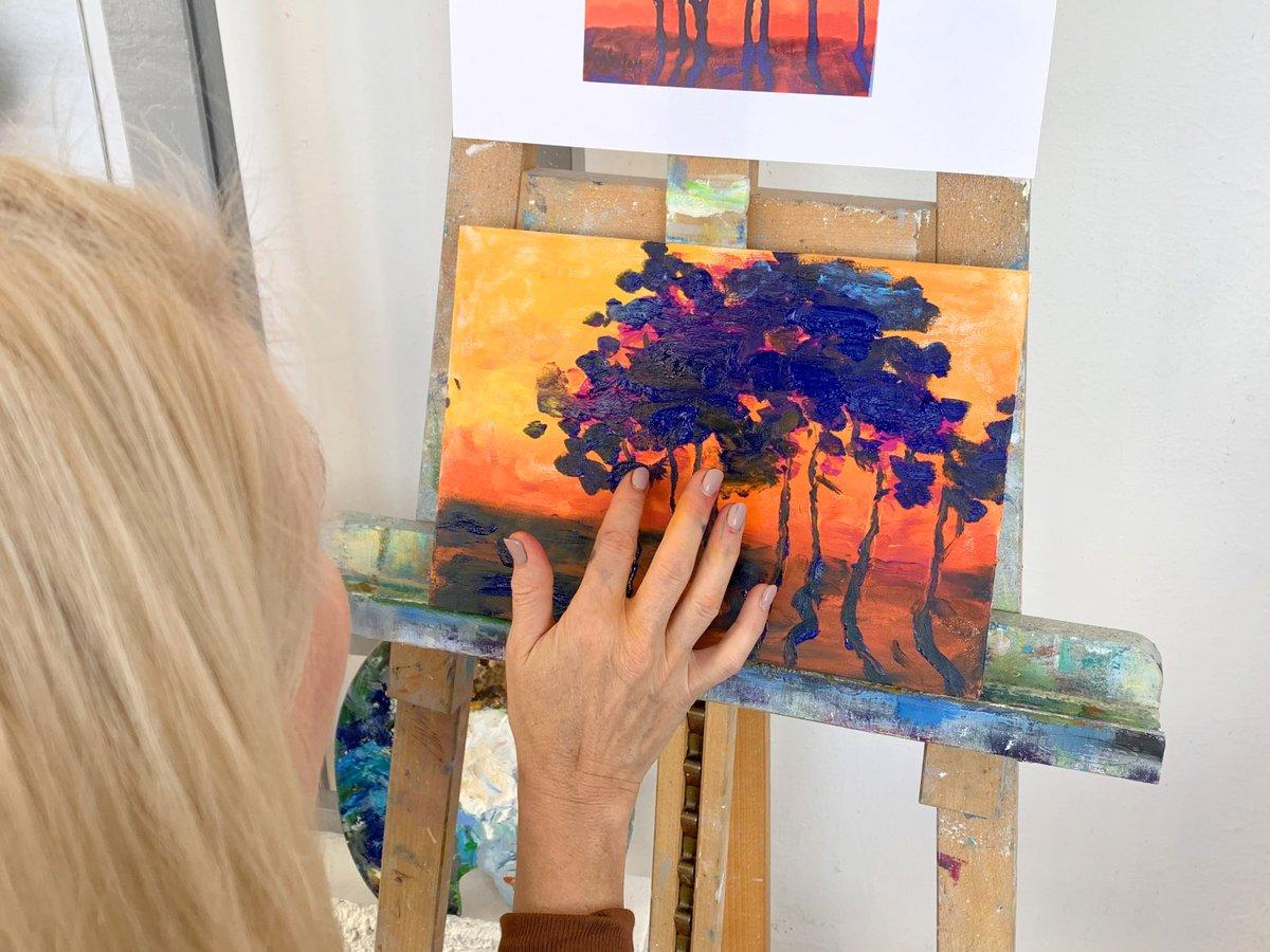 Process! https://t.co/kiaCs3bWGA #art #foryou #awesome #process #beginners #painting #oilpainting #beautiful #ideas #havefun  #kristaperse #artstudio #studio #oldriga #fineart #contemporaryart #drawing #artwork #abstractart #artforsale #artlovers #artgallery #modernart #artist https://t.co/DvZN1VbQJI