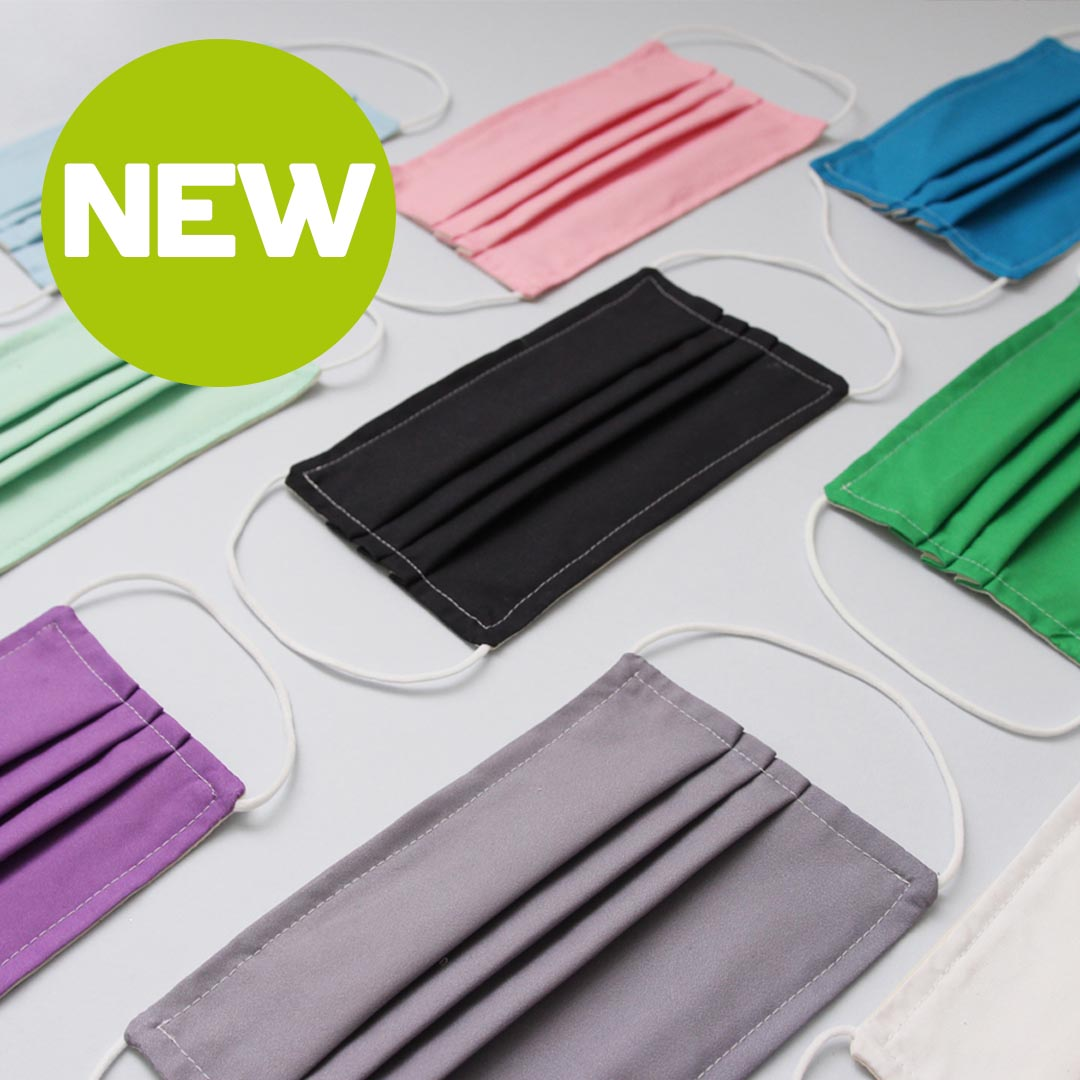 NEW IN!   Our bestselling Face Covering Kits are now available in Pastel, Bright, and Monochrome colourways.  Shop now: https://t.co/XRYYtMuik8  #FaceCoverings #New #Hobbycraft https://t.co/BL2KBY1bdm