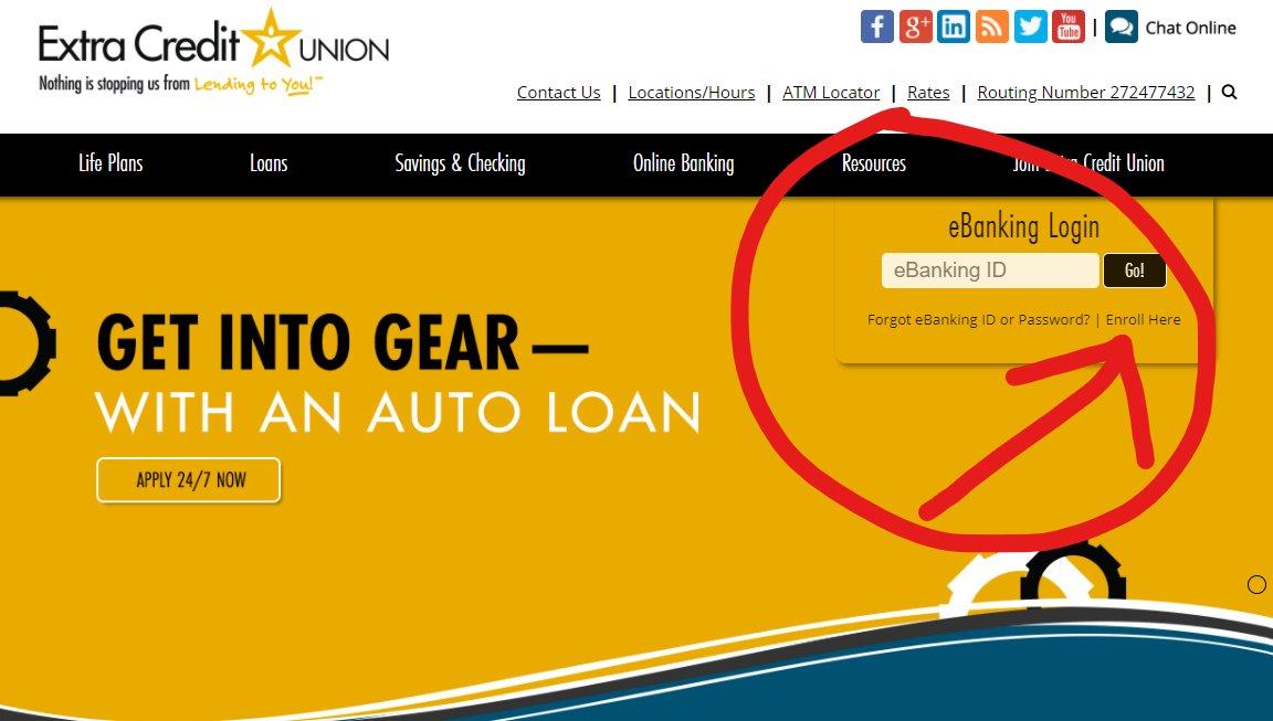 28+ Extra Credit Union App  Gif