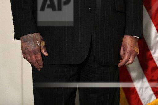 This photo of Mitch McConnell's hands from yesterday https://t.co/9x5x2UhxvJ