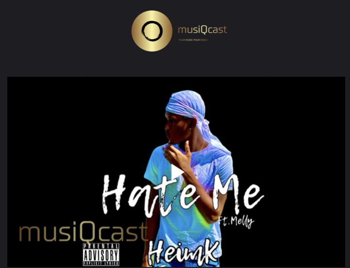 Check out- Hate Me, by HeimK https://t.co/JHdNpcavnm In the #HipHopMusic genre on our new platform. Link in bio. #IndependentArtist #NewMusicDaily #WednesdayVibes  #MusicVideo #NewMusic #NewMusicDaily #music https://t.co/zjhLhRSaMi