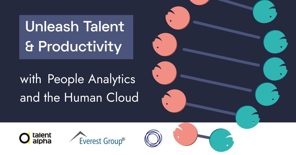 Don't miss our upcoming webinar in partnership with @TalentAlphaInc in which @Ronakhd will reveal Everest Group research about maintaining and improving productivity in the #NewNormal. REGISTER now and save the date! https://t.co/6TMp5k84WK https://t.co/Hp2rL8x0jS
