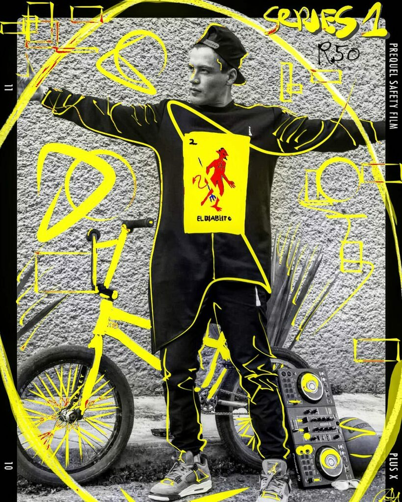 🟡MARVIN !Muy pronto! - - - #artist #bmx #art #ilustraciondigital #bmxfreestyle #musica #reggaeton #positivevibes https://t.co/IodaeRG1qG https://t.co/AjoQi7a4JH