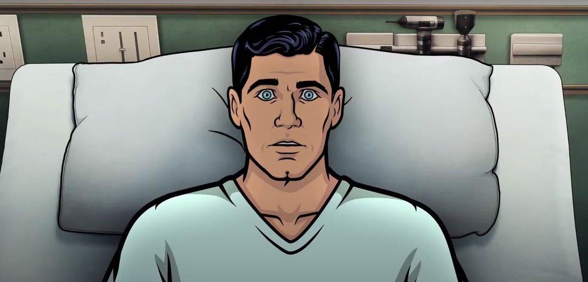 FXX Renews #Archer for Season 12 https://t.co/EeTZYWdHk8 https://t.co/LPoEV5vQp8