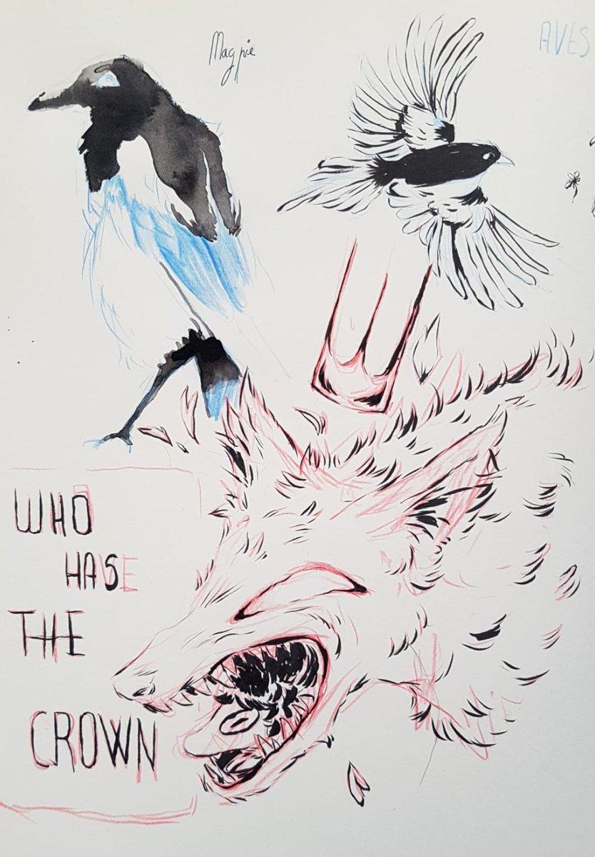 Ink voids  #sketch https://t.co/Y0ccPTbg2m