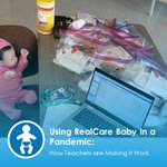 Image for the Tweet beginning: Our #RealCareBaby customers have been