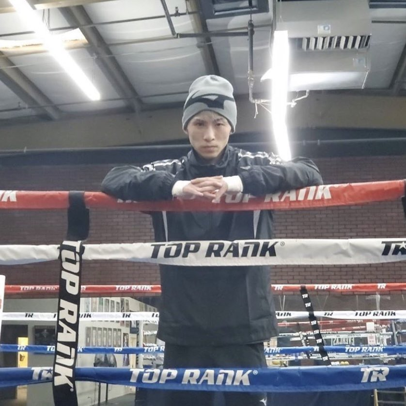 Final preparations are underway, as @naoyainoue_410 & @JasonMoloney1 are both turning up the heat in the Top Rank Gym ahead of next Saturday night 👀  #InoueMoloney | OCT 31 🎃 | ESPN+ https://t.co/EawlUx8rMu