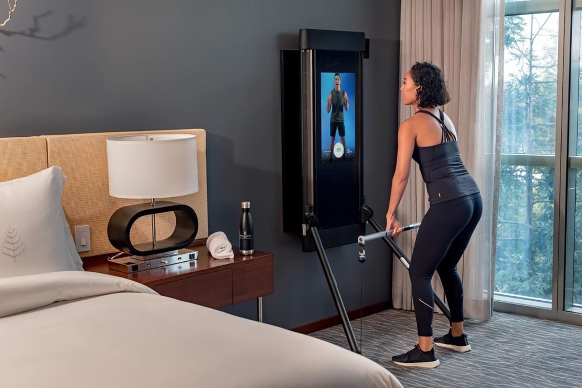 Re-imagine the home gym experience with us. Our private fitness suite includes @tonal—the world's most intelligent gym and personal trainer that was envisioned right here in Silicon Valley. https://t.co/IFiOLvpa9F