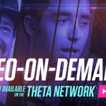 Image for the Tweet beginning: Check out @Theta_Network's new Video-On-Demand