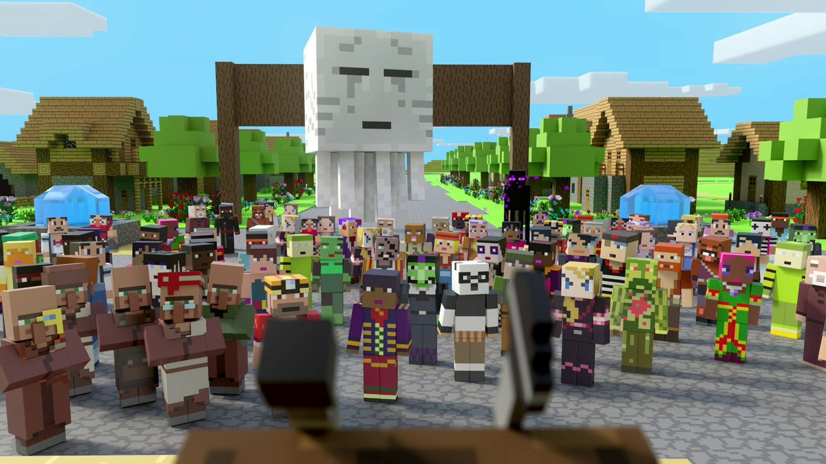 Hear ye, hear ye! Dinnerbone takes the stage with an uplifting speech on how we're making Java Edition more convenient and secure, without changing the game you know and love. Oh, and then there's one last cape-ability he has to share... ↣ redsto.ne/javamovinghouse ↢
