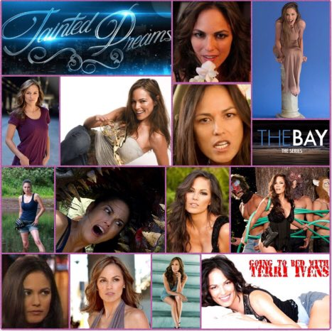 #WW Wonderful Wednesday - Wonderful Women! One of my favorite people, marvelous actor and more: @TerriIvens #TerriIvens @TheBaytheSeries #TheBay @TaintedDreamsTS #TaintedDreams https://t.co/8Gvze4gXuR https://t.co/BdTj9UlkzS https://t.co/LY6PpRTFly