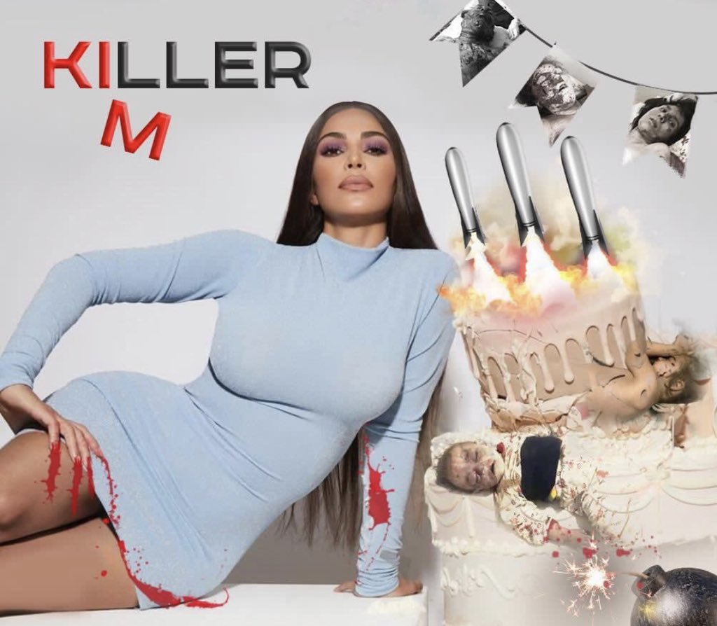 Although Nigar couldn't celebrate her 15th birthday because of armenian missile attack to Ganja-the second most populated city of Azerbaijan supported by Kim Kardashian, she celebrates her 40th birthday today. #PrayForGanja #HappyBirthdayTerrorist #HappyBirthdayKimKardashian https://t.co/LsP04ygIkG