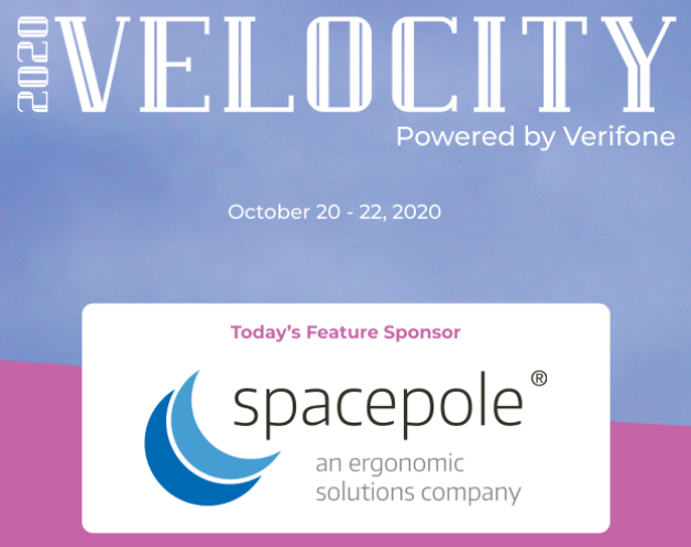 test Twitter Media - @SpacePole_Inc is a proud GOLD Sponsor for the @Verifone #velocity2020 Virtual Conference!  We have reps working our virtual booth from 1-3PM ET today.  Please stop in, say hello, & learn more about our products fit for the #postcovid era! #payments #SocialDistancing #COVID19 https://t.co/kRFrixk7Ja