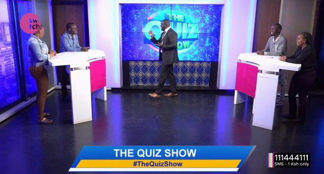 Watch today's teams battle it out and have fun as they learn in your favorite general knowledge show with @freddiebudaboss #TheQuizShow #WednesdayWisdom #WednesdayVibes
