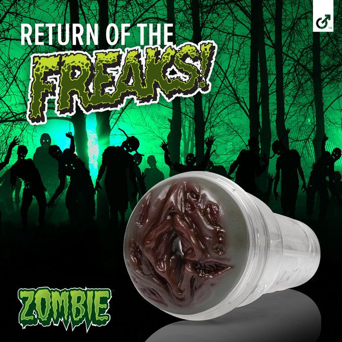 Ghosted? Don't let that haunt you. The Return of the Freaks is here like you've never seen them! New