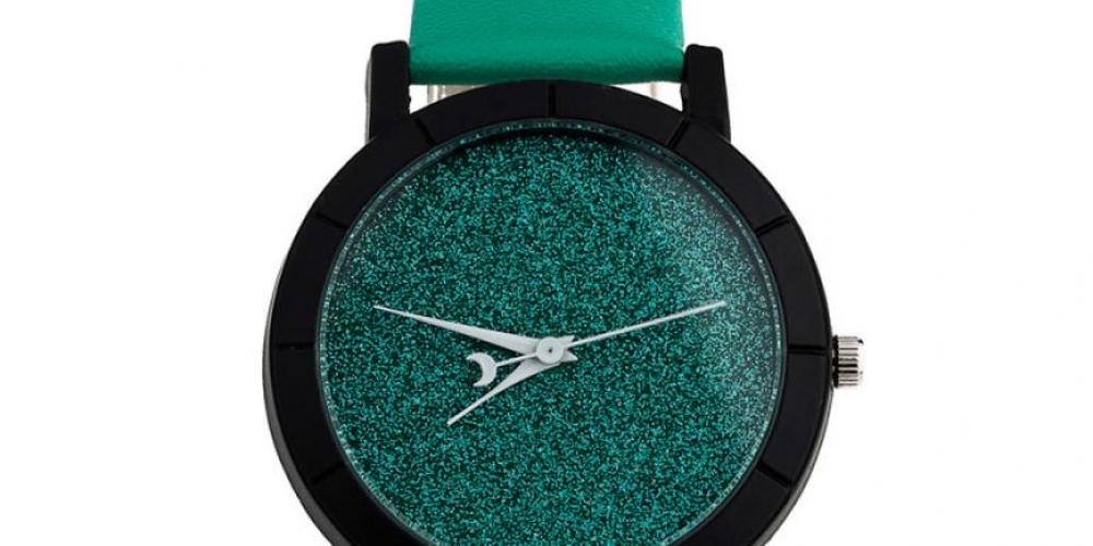 Isn't it cool?#Analogwatch #Green #Watch #Turquoise #Aqua #Teal #Watchaccessory #Fashionaccessory #Jewellery https://t.co/ifliw3IFjM
