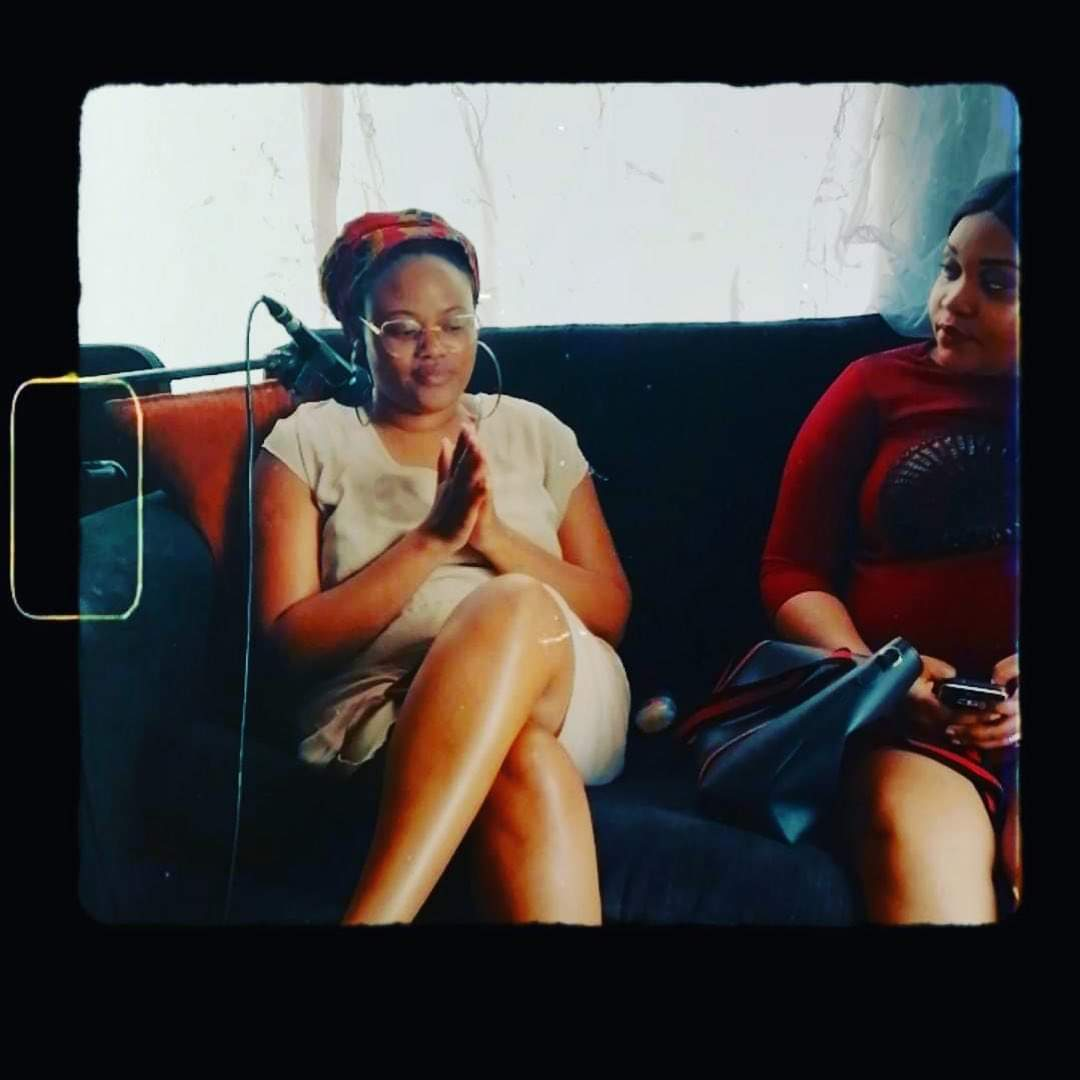 Caption this!  #girltalk #ourstudiocouch #zimqueens #blackgirlmagic #untiedtalk #claimyourspace #podcast #podcasts #podcasting  #podcastlife #podcastersofinstagram #podcasters #podcastshow #applepodcasts #newpodcast #podcastlove  #applepodcast #podcastinglife  #podcastmovement https://t.co/t1BnpGDgeU