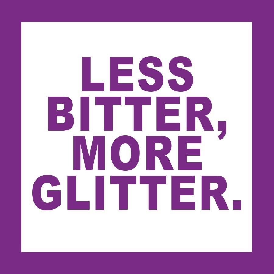 The world would undoubtedly be a much better place if everybody was just a bit less sour, the glitter is just a sparkly bonus! 💖🎇 #Glitter #Beauty #Sparkle https://t.co/xRz2b7pmKC