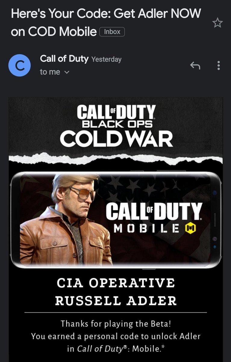 Cold War Beta Codes Coldwarbeta Twitter