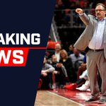 Image for the Tweet beginning: Breaking: Stan Van Gundy has