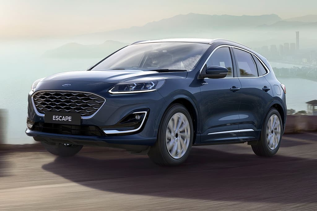 In an effort to push Ford Escape automobile sales, Ford has launched a slew of offers to entice buyers to go for their brand. #FordEscape #Ford   https://t.co/5CpBQOtRc2 https://t.co/nnIN4waYVP