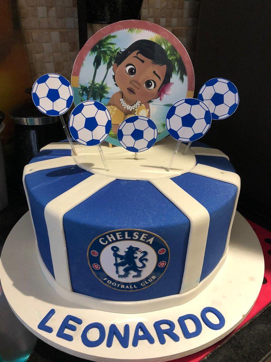 Chelsea, sempre um prazer! 🎈🎉🎊