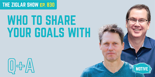 "In this episode I ask, ""Do you share your goals and aspirations with anyone? Why and why not? And if you do, who?"" There is great value in sharing our goals and aspirations, but also cause to be judicious in who.  Listen here: https://t.co/JLABbTfqyo https://t.co/60SzJDWLuS"