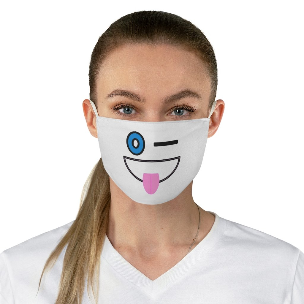 Check out this Smiley Fabric Face Mask   Starting at $7.00.  Show now 👉👉 https://t.co/Ww6oJyddKK   #Gamer #Gamers #gamergirl #Masks #Health #news https://t.co/wXXY21kK8I