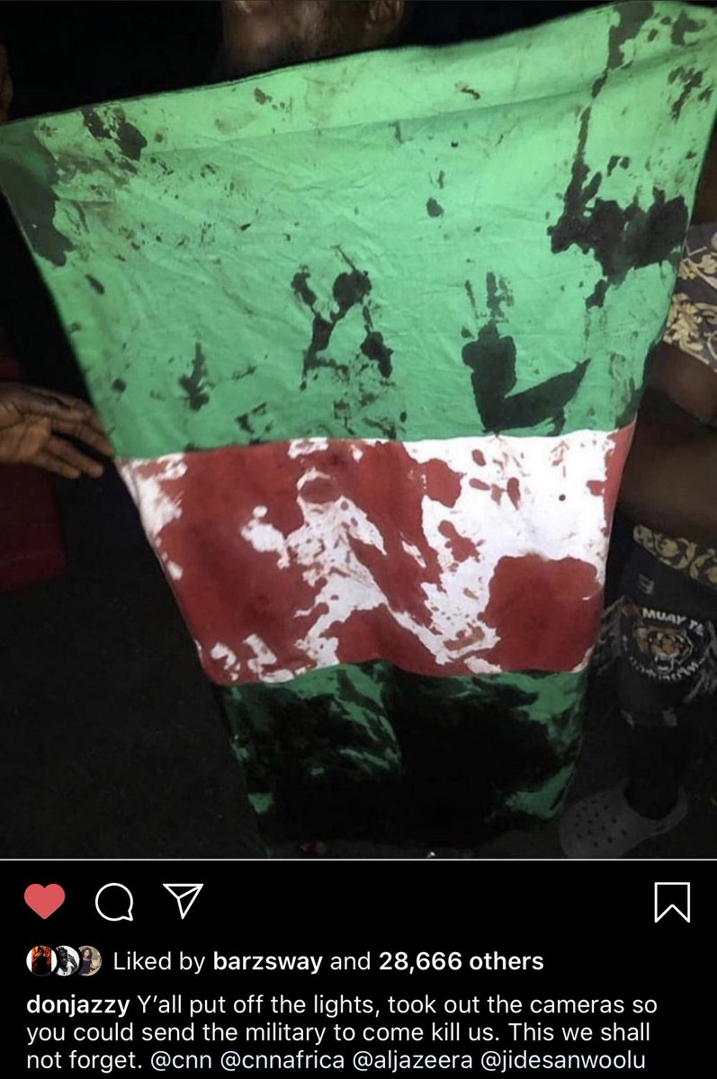 This is chicken blood abi #EndBuhari #EndSarsNow https://t.co/nfdvCn6dNg https://t.co/5JfGERcRDT