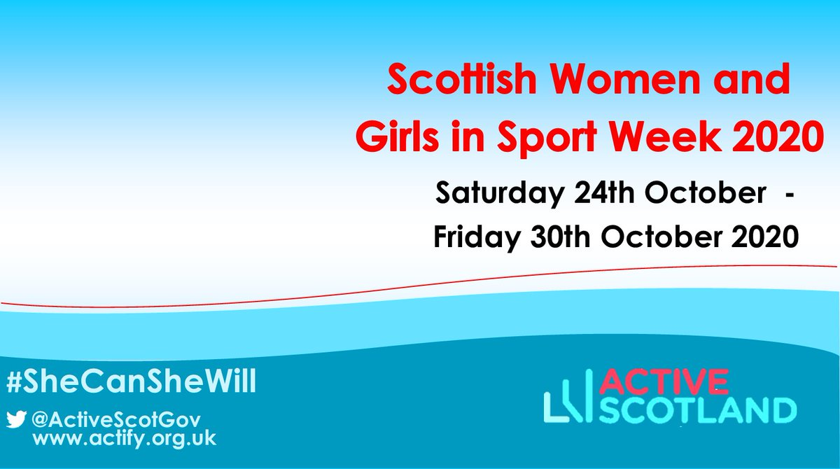 Looking forward to this - celebrating 'getting involved' in sport and physical activity - so much on offer through life and it can start with #ActivePlay  🤸🥎😃     @PEEK_project_  @JeelyActivePlay @FARE_Scotland @Actify @PASPSafeplay @CALAchildcare #thisgirlcan #shecanshewill https://t.co/G9fXtJzFTf