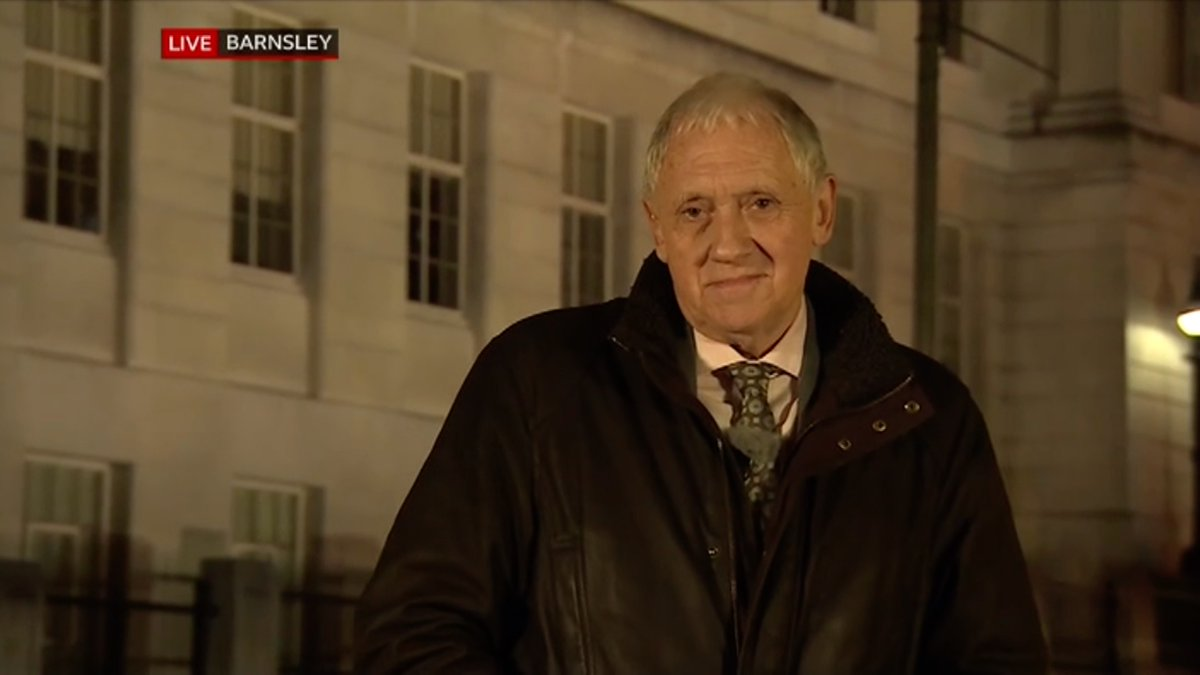 Here's the moment Harry Gration signed off BBC Look North for the final time. Thank you for everything, Harry.