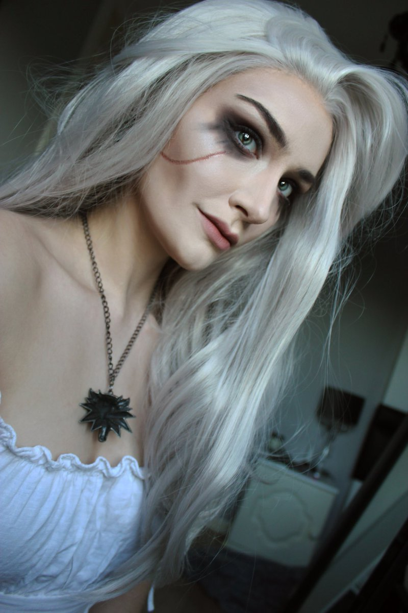 #witcher #gaming #TheWitcher3 #TheWitcherNetflix #halloween #cosplay #gamingcommunity #cosplayergirl #aesthetic #halloweenlook #fantasy https://t.co/o36PzpHPa7