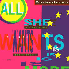 """#NowPlaying """"All She Wants Is"""" by Duran Duran on tonight's #retro #InTheMoog Show on @NCCRradio : THEME: ODD ONE OUT; playlist curated by Pete @wil64stone #synth #electronicmusic  #DuranDuran  #ListenLive: https://t.co/vItQkb7H2o or App @tunein https://t.co/vdiVhNwL9b"""