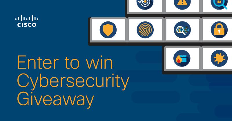 CyberOps Associate もしくは、CCNP Securityを目指している方、E-Learningとバウチャが当たるチャンスです!  #Cybersecurity #シスコ #認定 #資格