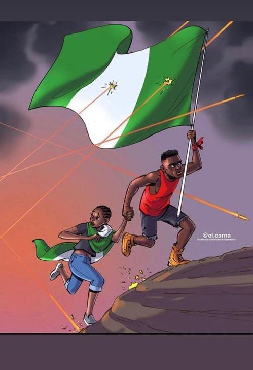 #EndSarsNow  #EndBadGoveranceInNigeria https://t.co/Rb4M4mTNQx