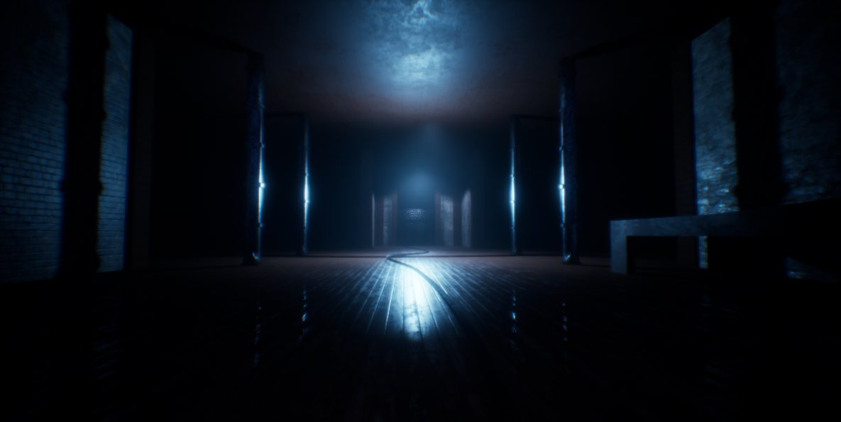 Coming in early 2021, is a brand new psychological horror game called Infinite Isolation. You're alone in your home, collecting pieces of your past back together, discovering the disturbing truth of what's going on in your home.  #elegiacSOC