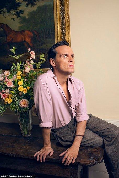 Happy birthday Andrew Scott  (Guardatevi il suo soliloquio di Hamlet e ringraziatemi dopo)