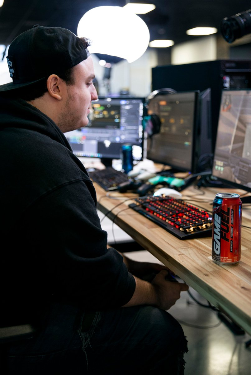 The GOACH is telling you that @GameFuel improves ALERTNESS and ACCURACY! So get some! #gamefuelpartner