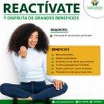 Image for the Tweet beginning: #Active su cuenta y disfrute
