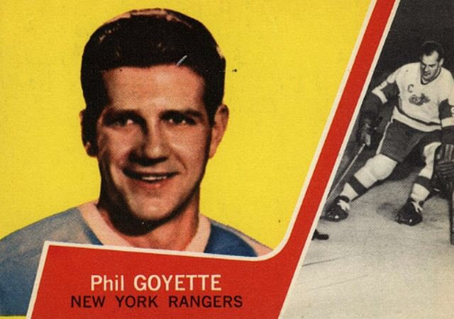 "As a follow up to Dave Balon ystdy- actually my first ""favorite"" Ranger was #20, Phil Goyette. Center for the ""smoothie line""-Nevin/Marshall https://t.co/wv0Rf9W0E5"