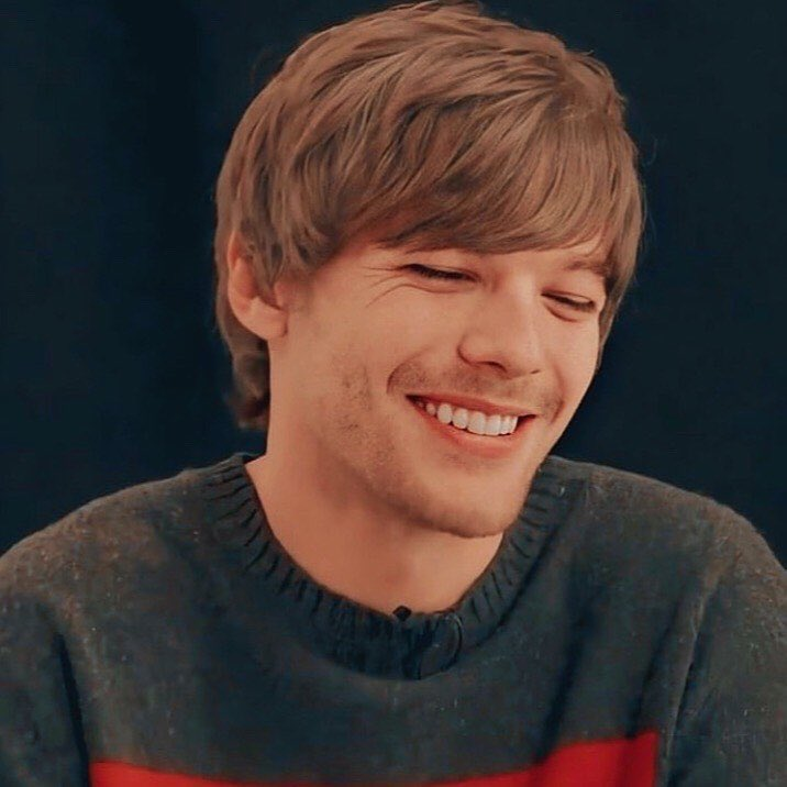 WE LOVE YOU LOUIS