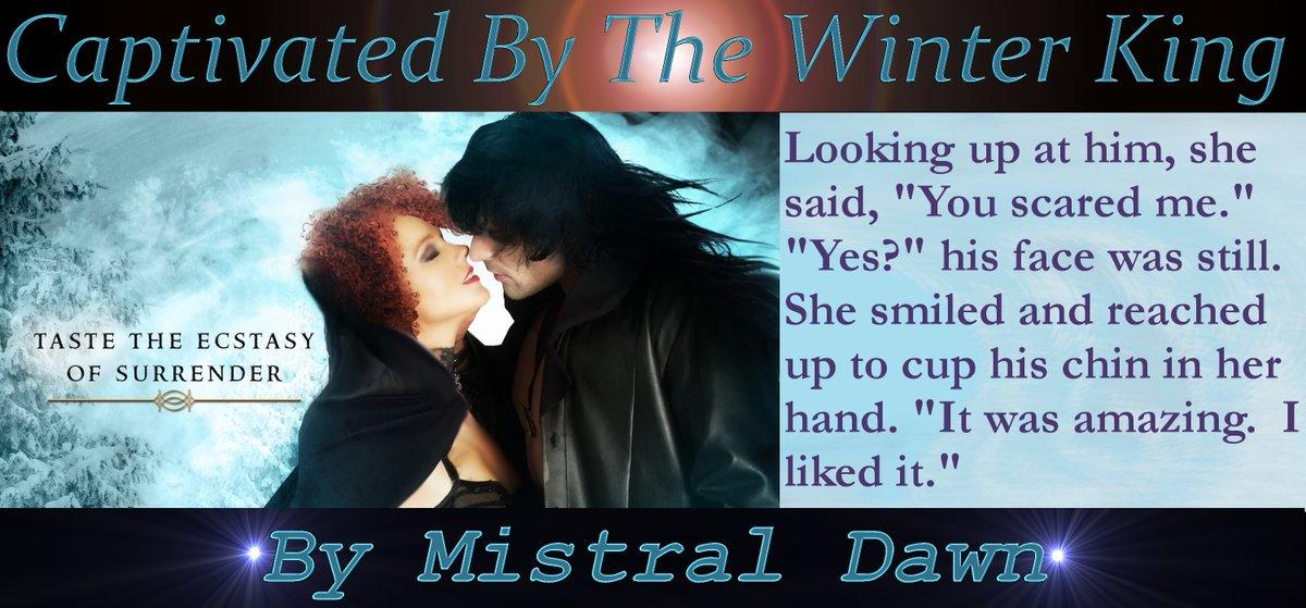 Find your #MondayMotivation in this #magical, #fairytale #adventure! #Free with #KindleUnlimited!  https://t.co/gqCRDjKjFi  #PNR #fantasy #romance #paranormalromance #romancenovels #fantasynovels #fairytales #lovestory #winterromance #eroticromance #MondayMood #escapism #KU https://t.co/25DHyc8Aks