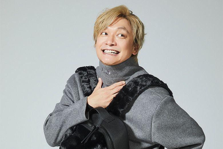香取慎吾と祐真朋樹に聞く!アートな服作りの現在形。 https://t.co/EURsbgczIB https://t.co/5cB7lQFlgK