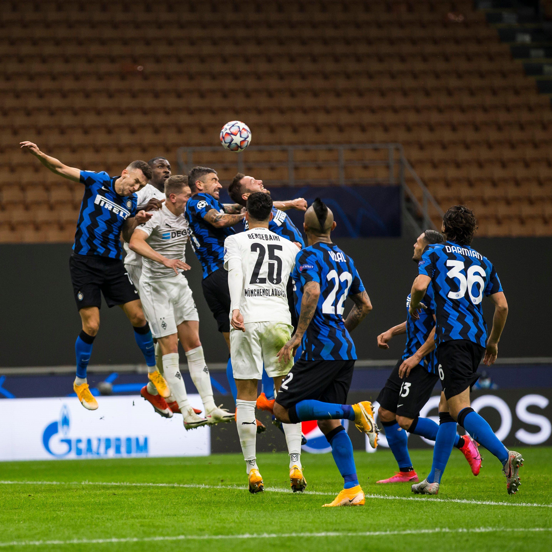 Лига Чемпионов. Интер – Боруссия М 2:2. Ничья в пользу Шахтера - изображение 1