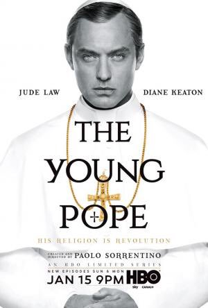 Sorrentino y su nuevo Papa  Provocación, diversión, imaginación y espectáculo   Y mucho surrealismo   Eso es el cine......  #theyoungpope en @HBO_ES https://t.co/4T59jniQau