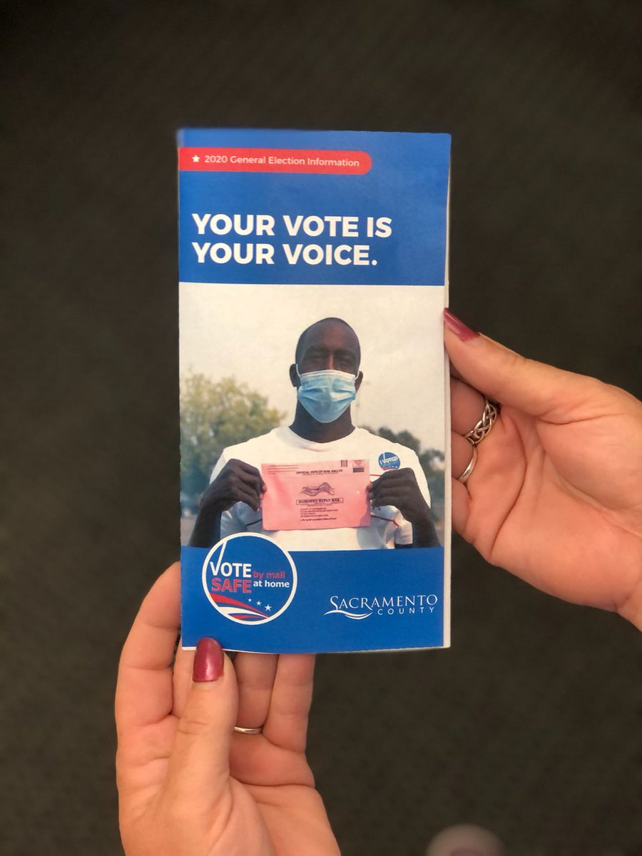 See this in the mail and wonder what it is? All registered voters will receive a postcard in the mail letting them know about the upcoming election and our toll-free voter hotline.  https://t.co/dDZnwk95ec https://t.co/KvIgabWCaO