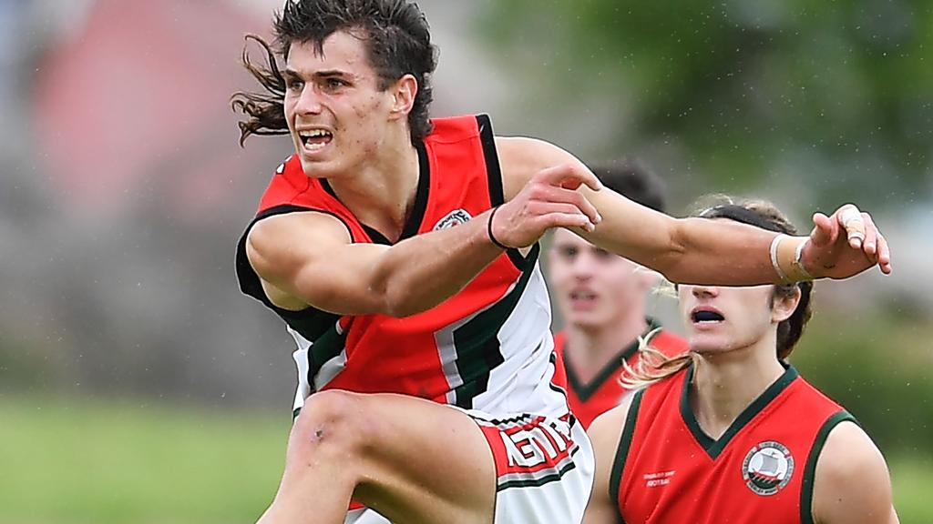 On AFL grand final eve, recruiters will have their eyes on South Australia, as some of the state's best draft prospects face off in 2